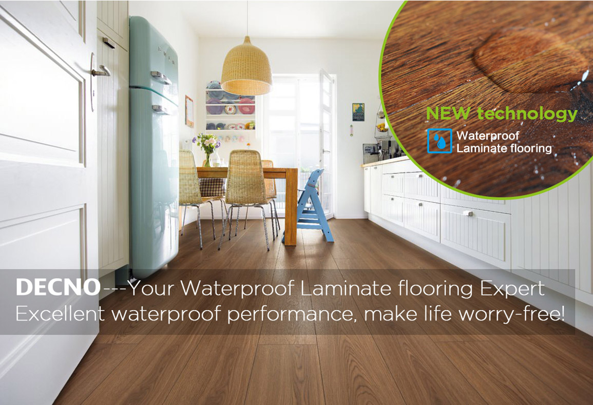 Now Days The Leading Trend For Decno Is Waterproof Laminate Flooring Ultra Core
