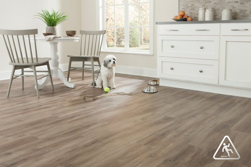 Innovation Center Rigid Vinyl Plank Waterproof Laminate